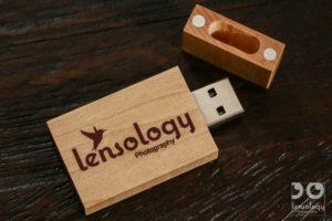 Lensology presentation chip